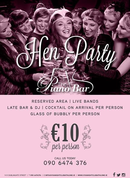 have your hen party in swords county dublin